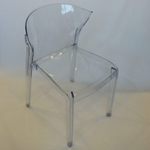 Chaise en Polycarbonate
