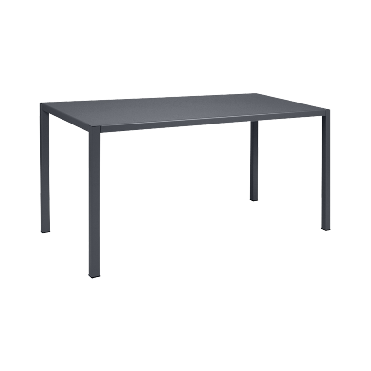 TABLE 140x70cm INSIDE OUT FERMOB