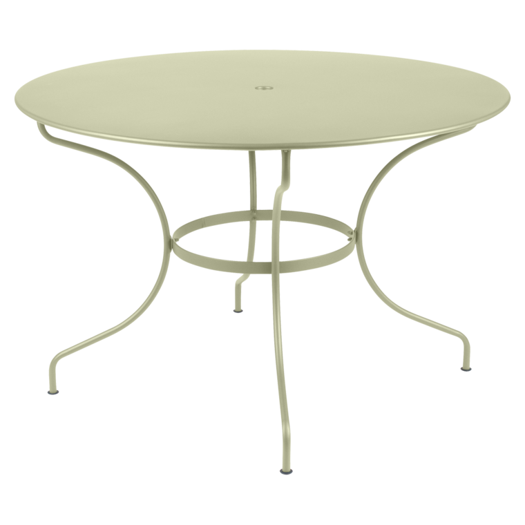 TABLE RONDE Ø117CM OPÉRA FERMOB
