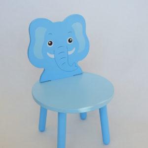 Chaise enfant éléphant