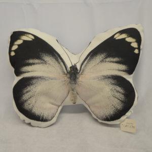 Coussin papillon