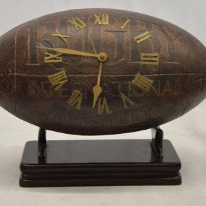 Horloge rugby